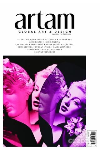 Artam Global Art - Design Dergisi Sayı: 53