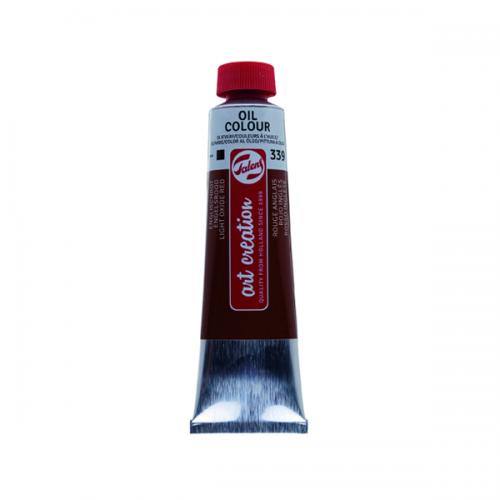 Artcreation Yağlı Boya Tac 40 ML Lıght Oxide Red (Işık Oksit Kırmızı) 339