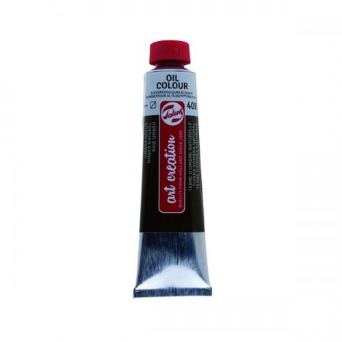 Artcreation Yağlı Boya Tac 40 ML Raw Umber (Ham Toprak Rengi) 408