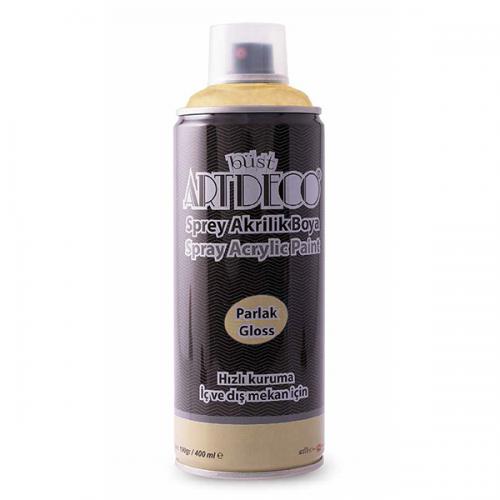 Artdeco Sprey Boya Akrilik 400 ML Gold Y-400-990