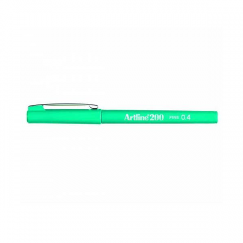 Artline Fineliner 0.4 MM Turkuaz EK-200N