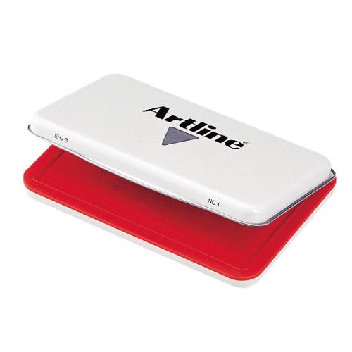 Artline Istampa Metal NO:1 Kırmızı EHJ-3
