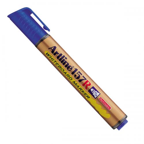 Artline Tahta Kalemi Yuvarlak Uçlu Doldurulabilir Mavi EK157R
