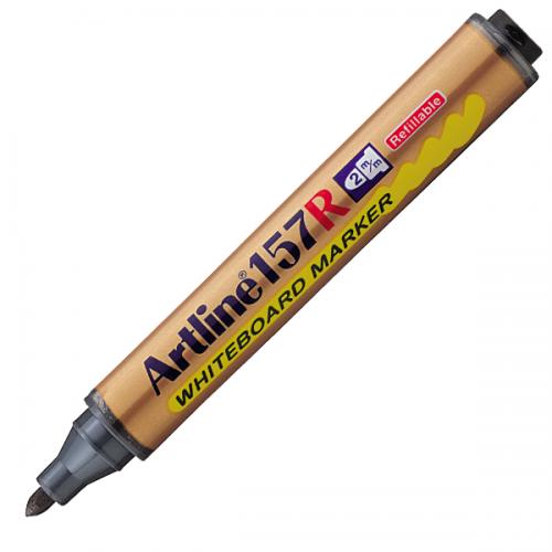 Artline Tahta Kalemi Yuvarlak Uçlu Doldurulabilir Siyah EK157R