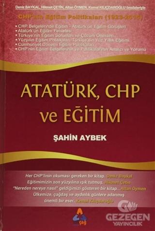 Atatürk, CHP ve Eğitim
