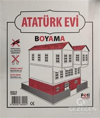 Atatürk Evi Boyama