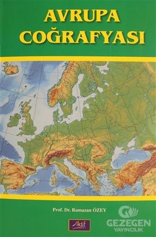 Avrupa Coğrafyası