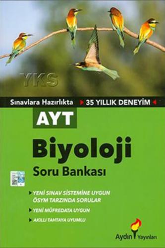 Aydın Ayt Biyoloji Soru Bankası