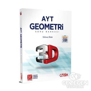 AYT Geometri 3D Soru Bankası