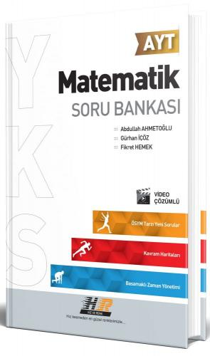 AYT Hız Ve Renk Soru Bankası Matematik -2020