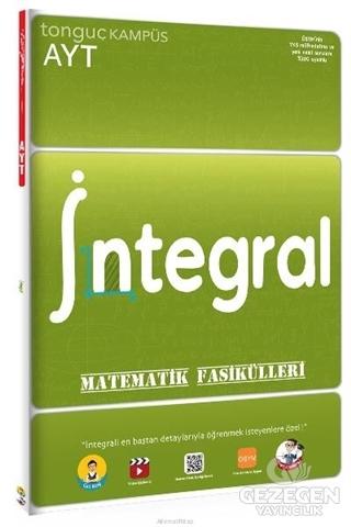 AYT İntegral Matematik Fasikülleri