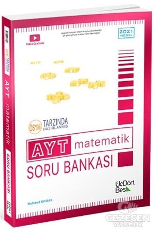 AYT Matematik Soru Bankası 2021