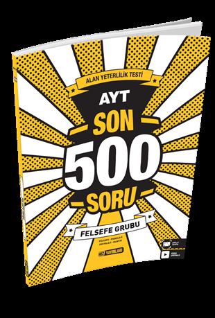 AYT Son 500 Soru Felsefe