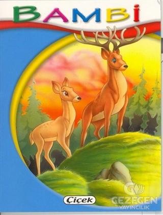 Bambi - Minik Kitaplar Dizisi