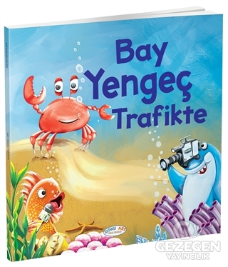 Bay Yengeç Trafikte