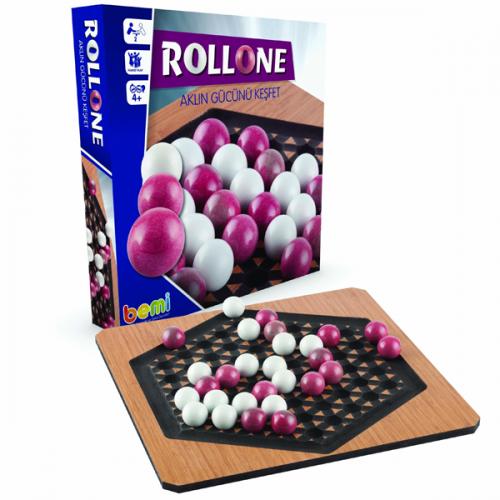 Bemi Eğitici Oyun Rollone Gold 1369