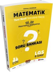 Benim Hocam LGS 8. Sınıf Matematik Soru Bankası Benim Hocam Yayınları