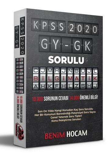 2020 KPSS Konu Anlatımlı Örnek Soru Çözümlü Bilgimatik