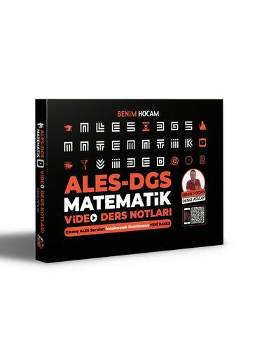 Benim Hocam Yayınları 2021 ALES DGS Matematik Video Ders Notları