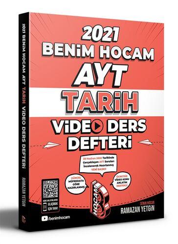 Benim Hocam 2021 YKS AYT Tarih Video Ders Defteri - Ramazan Yetgin Benim Hocam Yayınları