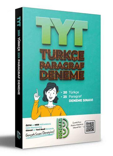 2021 TYT 20 Türkçe 25 Paragraf Denemeler
