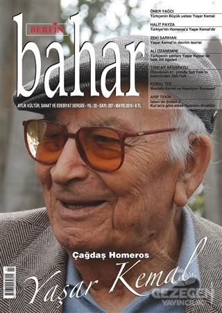 Berfin Bahar Aylık Kültür, Sanat Ve Edebiyat Dergisi Sayı : 207