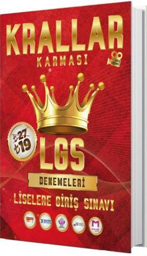 Bes Yayınları LGS Krallar Karması Denemeleri
