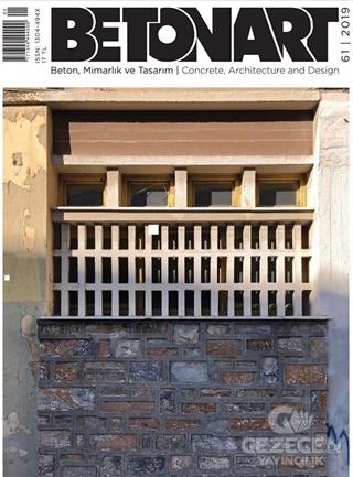 Betonart Dergisi Sayı: 61