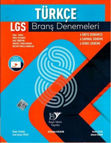Beyin Takımı 8. Sınıf LGS Türkçe Branş Denemeleri