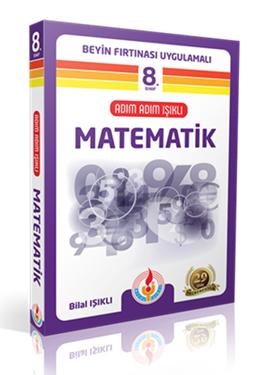 Bilal Işıklı 8. Sınıf Matematik Kitabı Adım Adım Işıklı Bilal Işıklı Yayınları