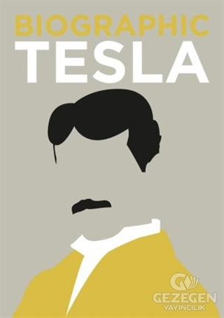 Biographic: Tesla : Great Lives in Graphic Form