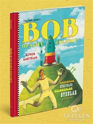 Bob ile Uzayda Eğlence - Ay'daki Adam
