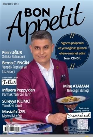 Bon Appetit Dergi Sayı: 2 Şubat 2021