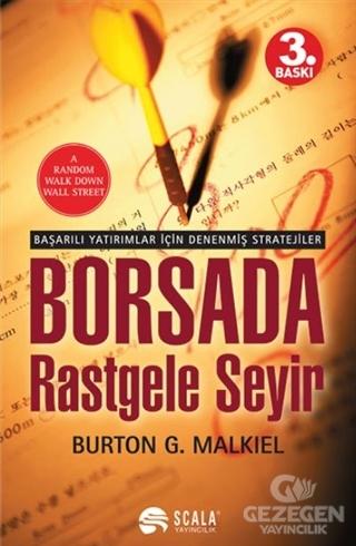 Borsada Rastgele Seyir | Scala Yayıncılık