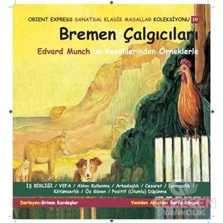 Bremen Çalgıcıları (3 Kitap Takım)