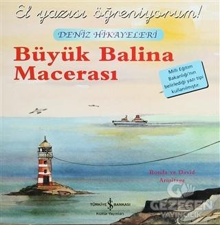 Büyük Balina Macerası - El Yazısı Öğreniyorum