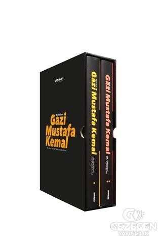 Büyük Dahi Gazi Mustafa Kemal (2 Kitap Takım)