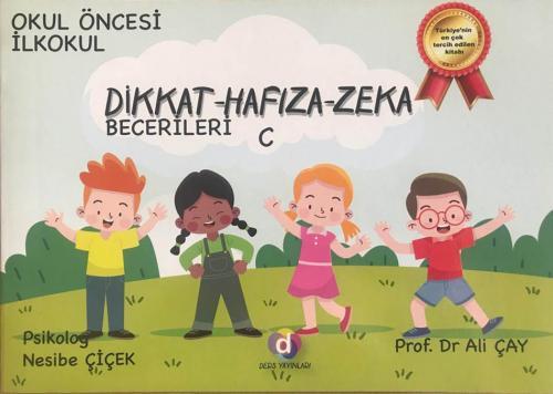 Dikkat Hafıza Zeka Becerileri Okul Öncesi İlk Okul-C