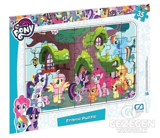 CA Games My Little Pony - Frame Puzzle 3