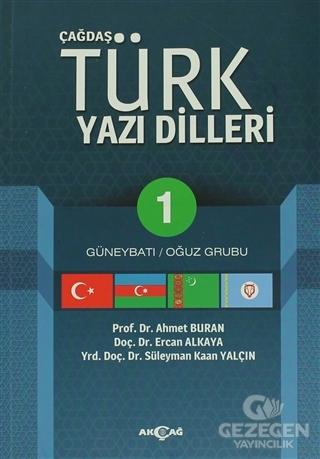 Çağdaş Türk Yazı Dilleri 1 Güneybatı / Oğuz Grubu