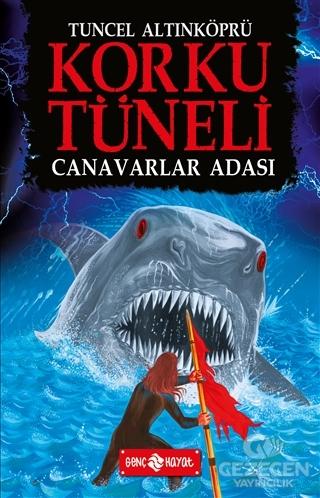 Canavarlar Adası - Korku Tüneli 2