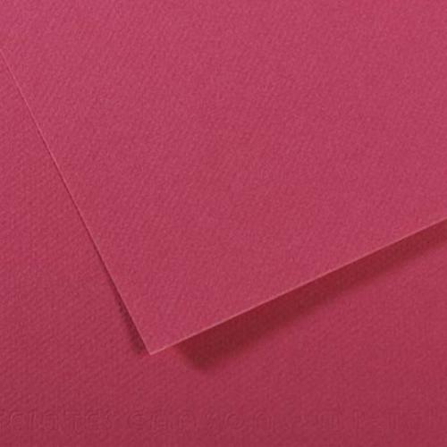 Canson Fon Kartonu (Dokulu) Mı-Teıntes 25 Lİ 50x65 160 GR 114 Rustberry 200321734