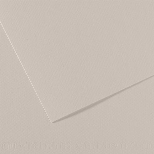 Canson Fon Kartonu (Dokulu) Mı-Teıntes 25 Lİ 50x65 160 GR 120 Pearl Grey 200321354