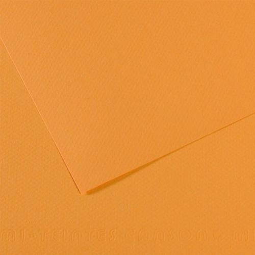 Canson Fon Kartonu (Dokulu) MI-Teıntes 25 Lİ 50x65 160 GR 134 Terre De Siennel