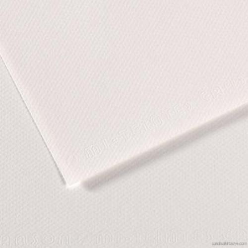 Canson Fon Kartonu (Dokulu) Mı-Teıntes 25 Lİ 50x65 160 GR 335 Whıte 200271104
