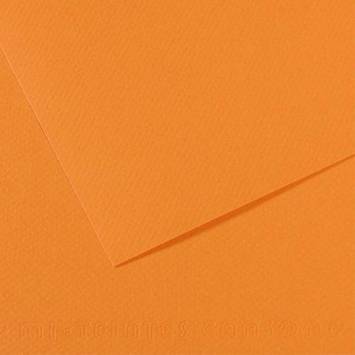 Canson Fon Kartonu (Dokulu) Mı-Teıntes 25 Lİ 50x65 160 GR 384 Saumon 200321104