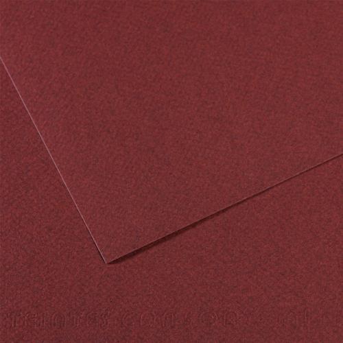Canson Fon Kartonu (Dokulu) Mı-Teıntes 25 Lİ 50x65 160 GR 503 Wıne 200331494