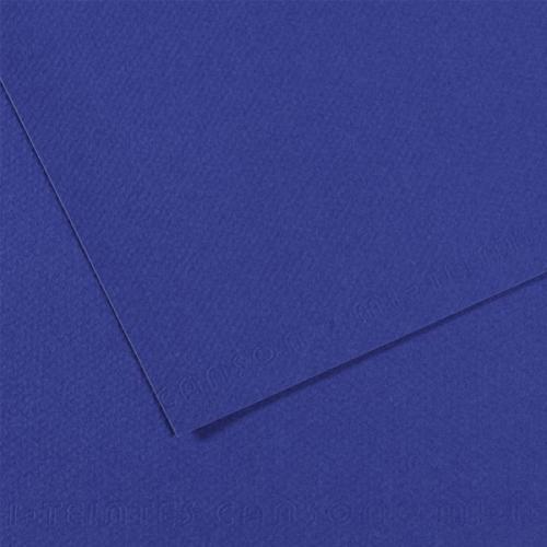 Canson Fon Kartonu (Dokulu) Mı-Teıntes 25 Lİ 50x65 160 GR 590 Outremer Blue 200321264