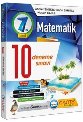 Çanta 7. Sınıf Deneme 10 Matematik