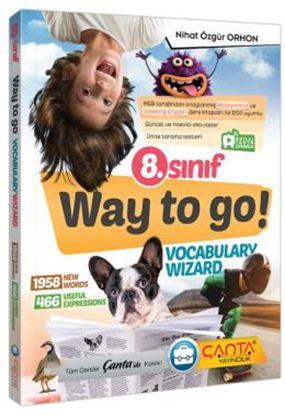 Çanta 8. Sınıf Way To Go! Vocabulary Wızard